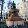 Monument to Nikolay Pirogov