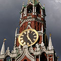 Moscow clocks