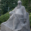 Monument to Leo Tolstoy