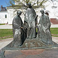 Monument to the Trinity - Yaroslavl