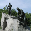 Monument to the Alpinists