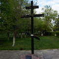Memorial cross - Balashov